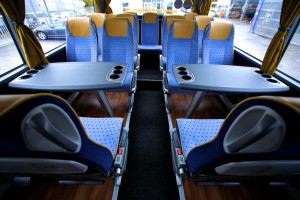 43-Sitzer, innen