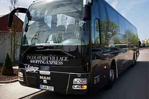 Der Ingolstadt Village Bus von Watzinger